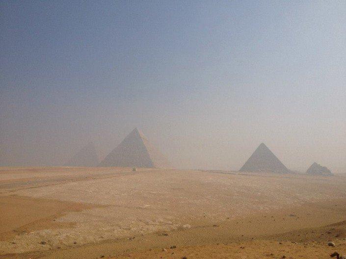 Sisters G Le Caire - Visite des Pyramides avant le Show ! 4