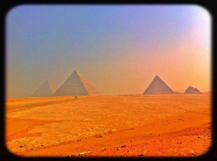 Sisters G Le Caire - Visite des Pyramides avant le Show ! 8