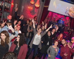 Private Event at Jamel Comedy Club Paris - Show Sisters G